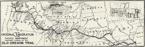 Oregon Trail 1907 - Click for larger image